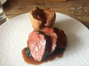 Treacle Cured Chateaubriand of Beef