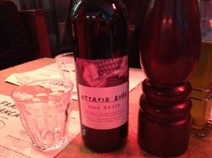 Ottavia Rube Vino Rosso