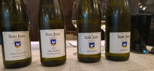 Wines from Weingut Jost